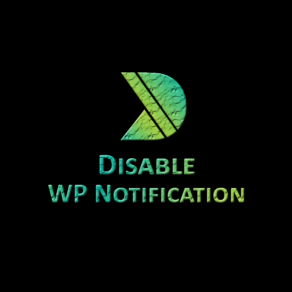 Disable WordPress Notification